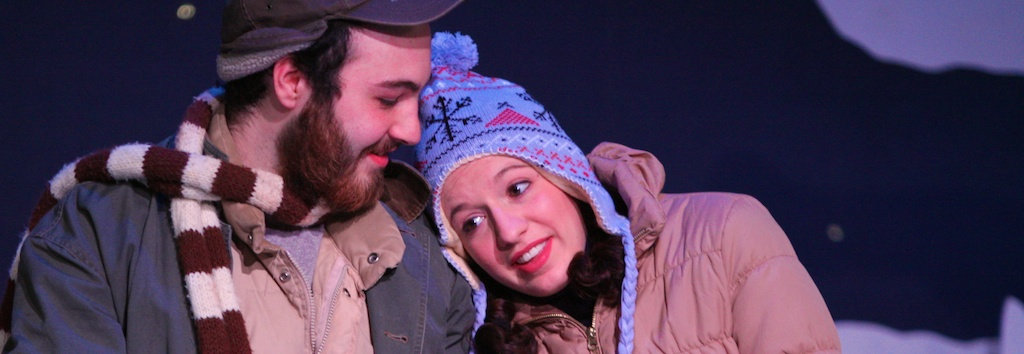 Almost Maine @ naz college theatre