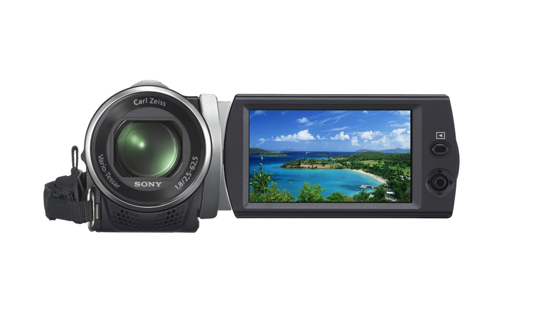 image of a consumer video camera