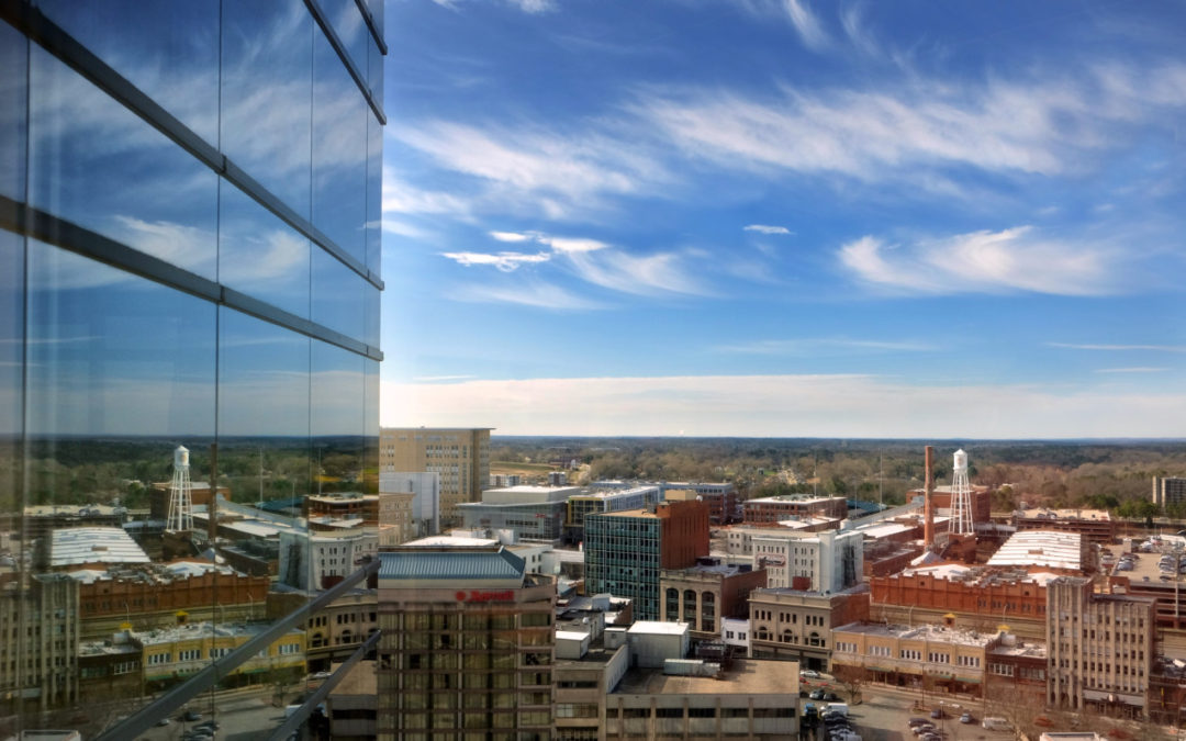 The View From the Durham Chamber: