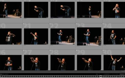 Editing a Comedy Show with Tim Hawkins