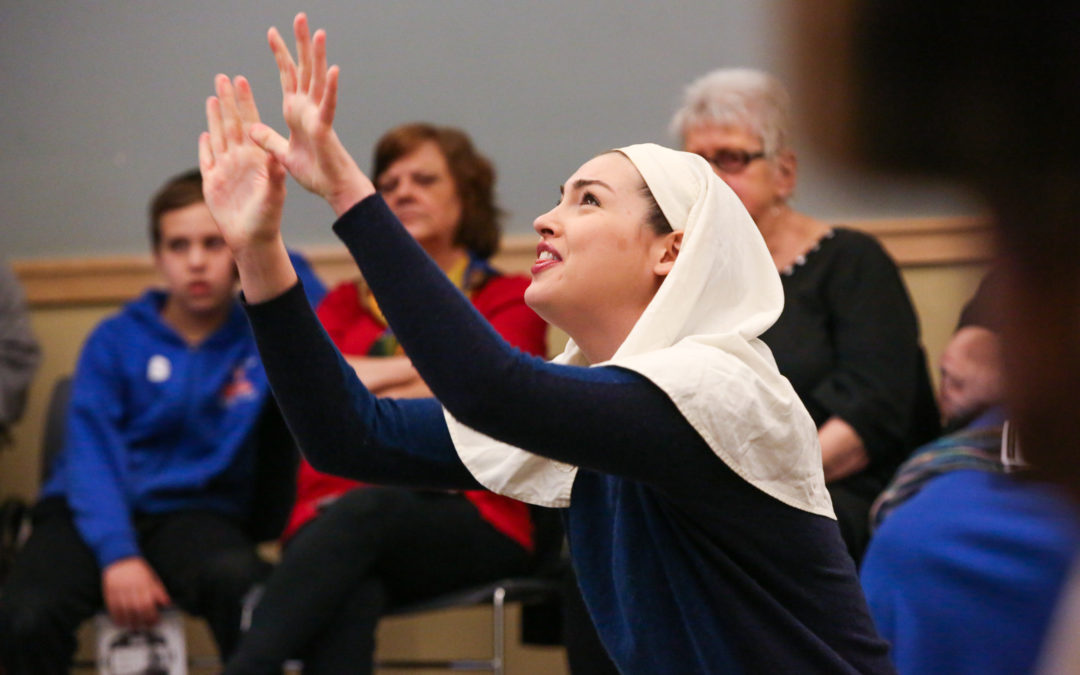 PlayMakers' Measure for Measure at the Library
