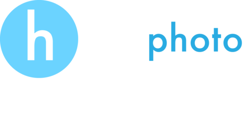 logo saying Huth Photo Live Events