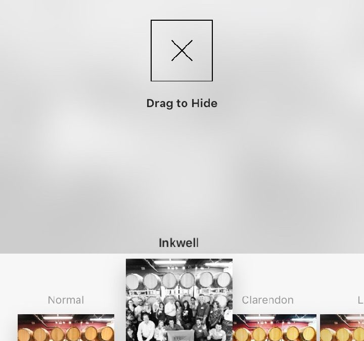 How to Organize Your Instagram Filters