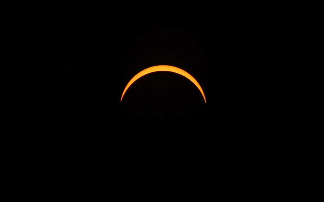 Solar Eclipse 2017 Photos in North Carolina