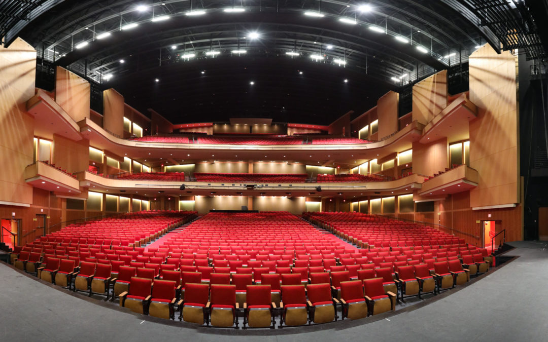 Panorama View of DPAC