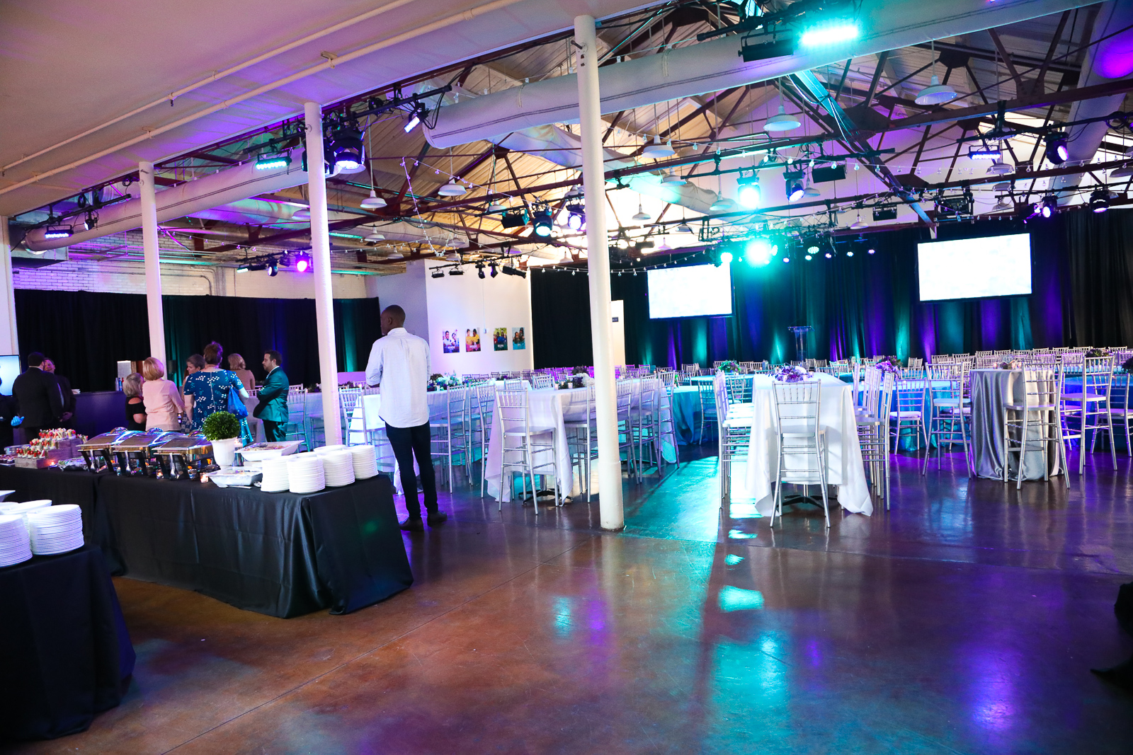 City Market Event Venue In Raleigh NC
