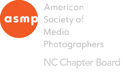 ASMP American Society of Media Photographers Logo